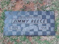 Jimmy Reece gravesite